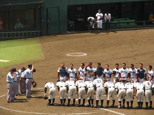 第101回全国高校野球 準決勝 結果